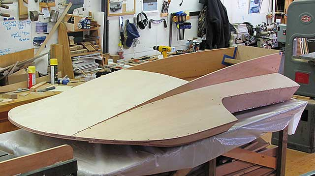 How to Build Plywood Hydroplane PDF Plans